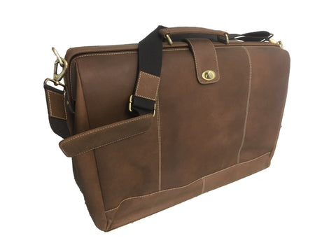 Buffalo Hide Travel Cabin Bag