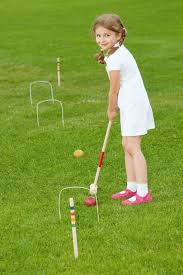 easy days Junior Wooden Croquet