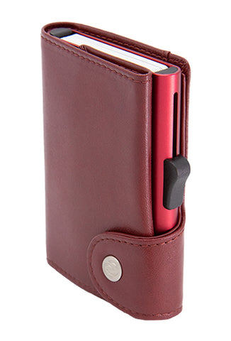 c-secure XL Wallet/Cardholder with RFID protection