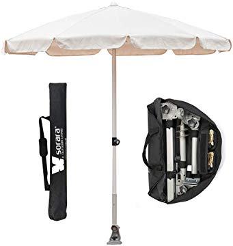 The unique Sorara Multifunctional Portable 2.3m Diam Sun Incredibrella