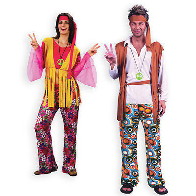 Couples Hippie Costumes