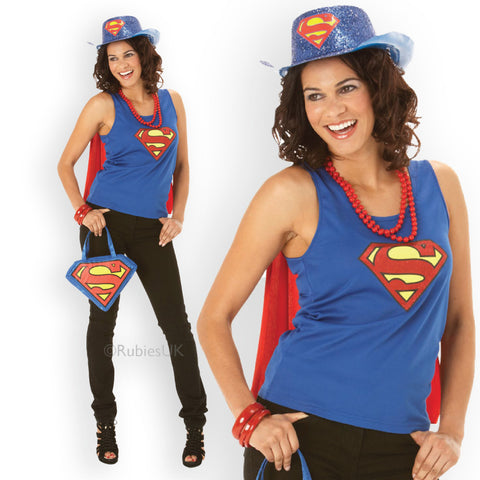 Ladies Superhero Licensed Tops