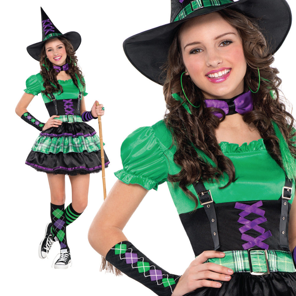 Teen Wicked Cool Witch