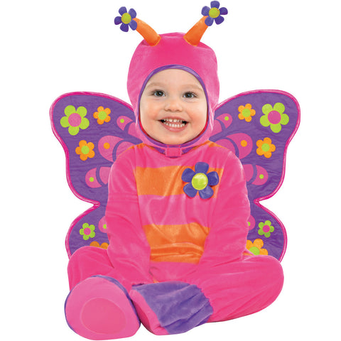 Baby Flutterby Butterfly Costume
