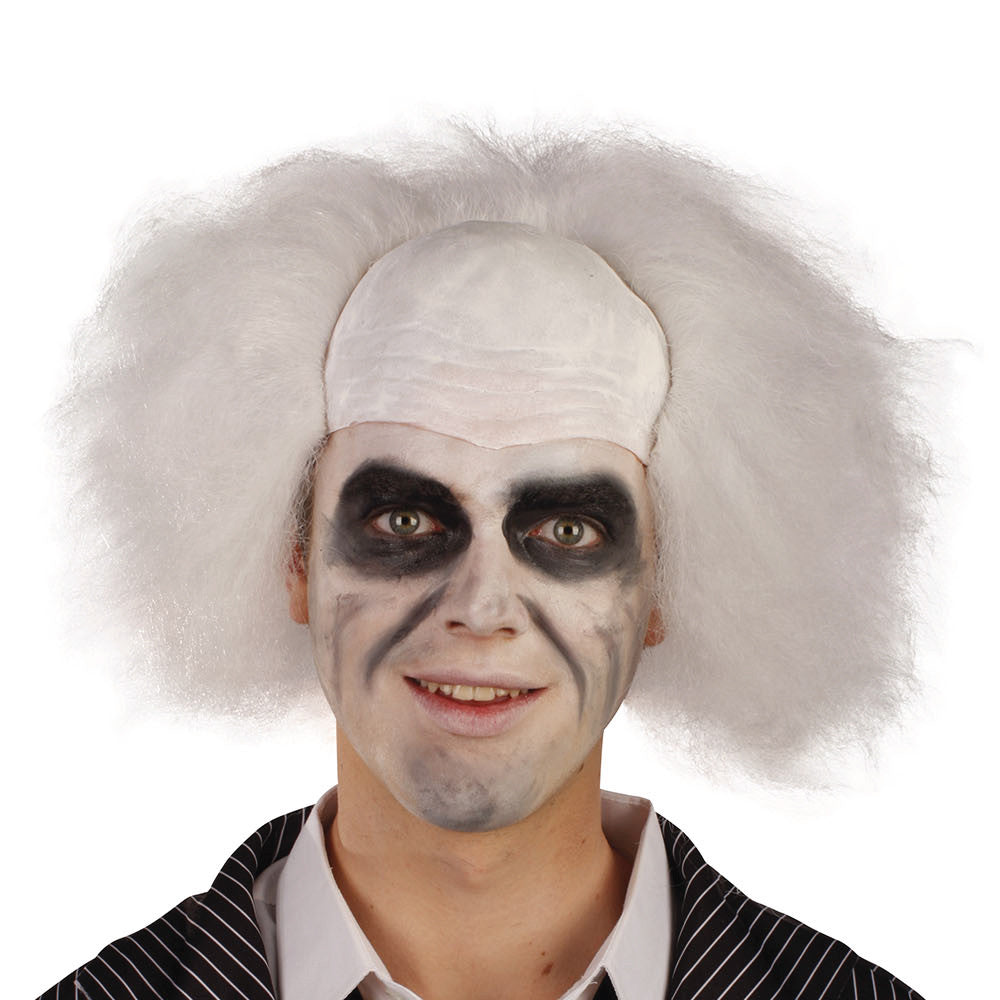 Beetlejuice Crazy Guy Wig
