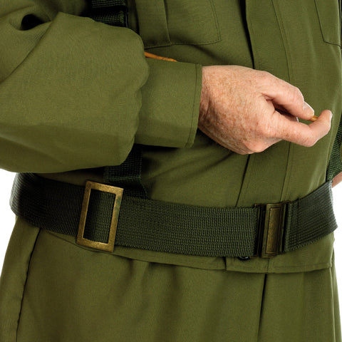 Mens 1940's WWII Home Guard costume