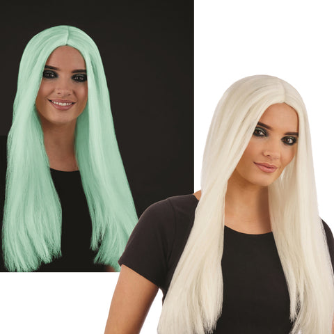 Glow in the dark wigs