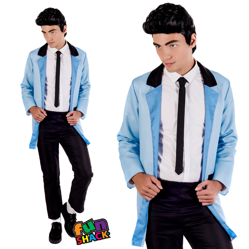 Mens 50's Teddy Boy Costume