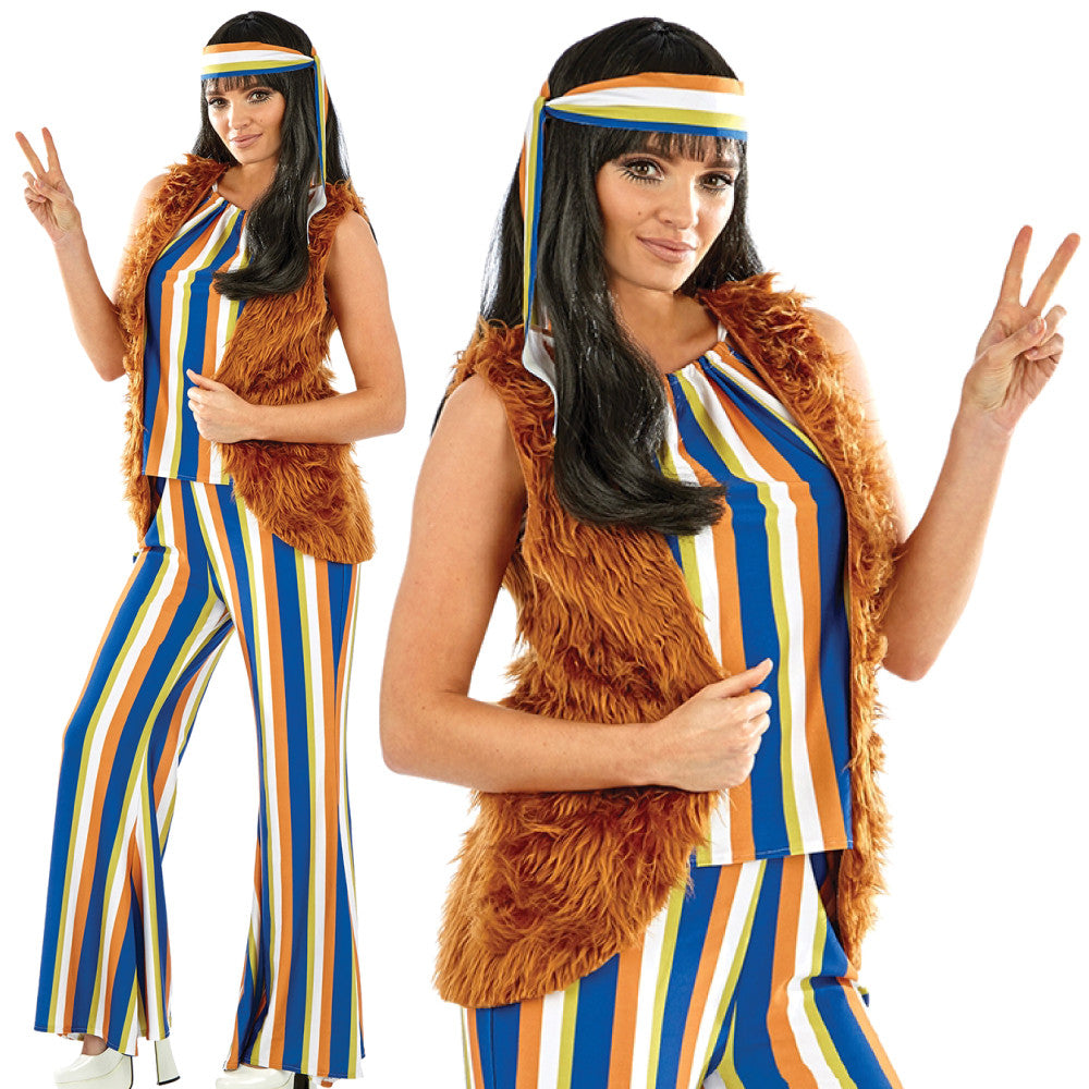 Hippie Rock Star Costume
