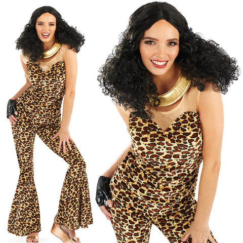 Ladies Scary Spice Costume
