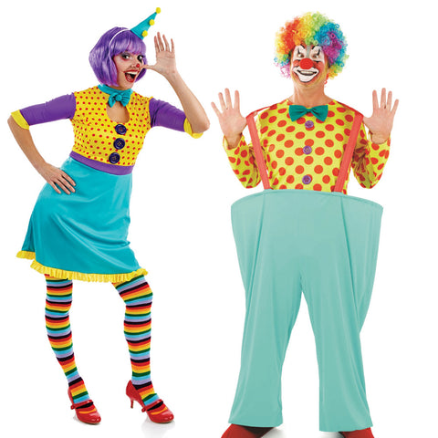 Clown Fancy Dress