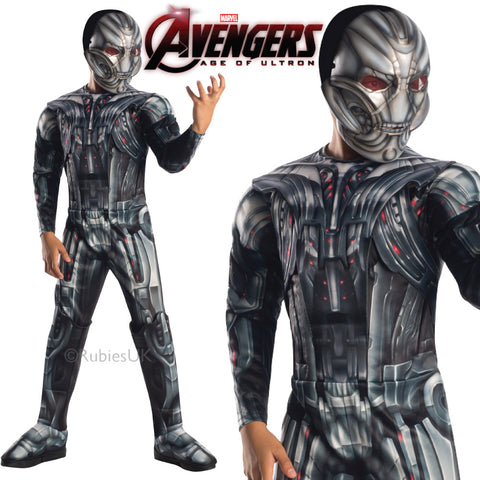 Boys Age of Ultron Deluxe Costume