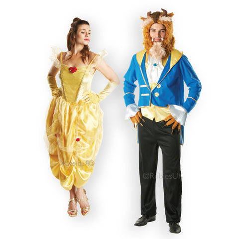 Couples Disney Beauty & The Beast