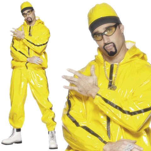 Mens Ali G Rapper Costume