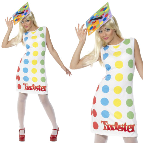 Ladies Twister Costume