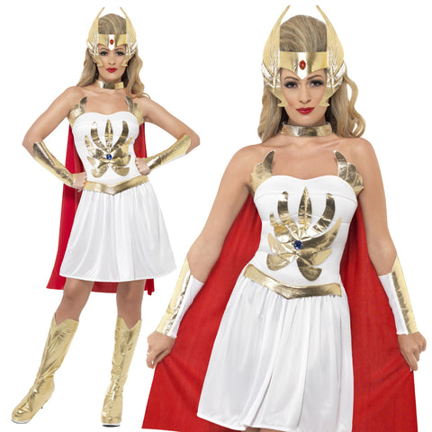 Ladies She-Ra Costume