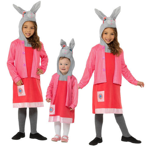 Girls Deluxe Lily Bobtail Costume