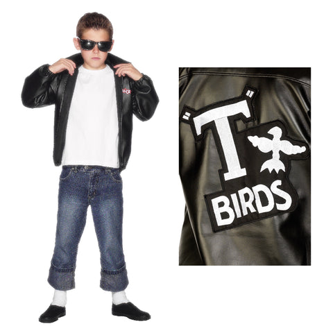 Boys Grease T-Birds Jacket