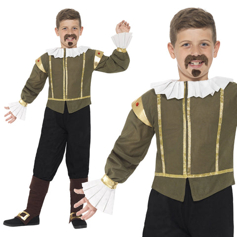 Childrens Shakespeare Costume