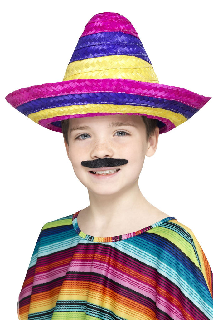 Childs Mexican Kit or Sombrero Hat