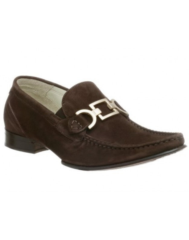 Mocket Man Suede Loafer