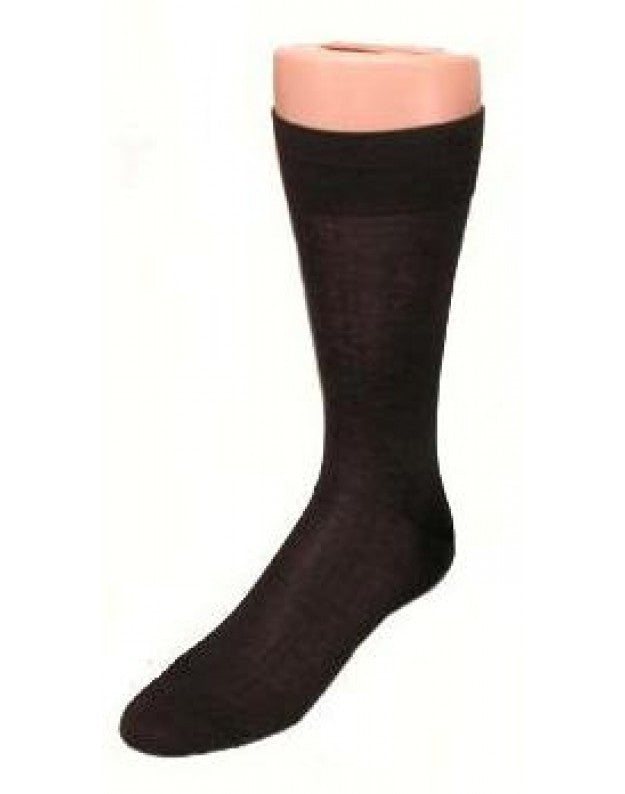 Plain Solid Socks King Size