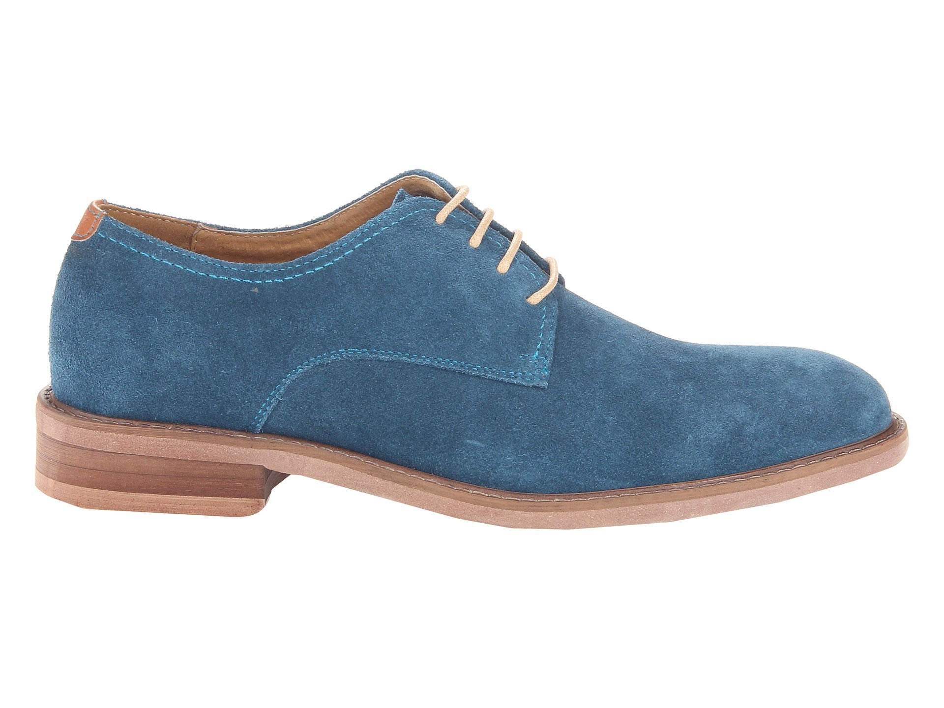Rossco Suede Oxford
