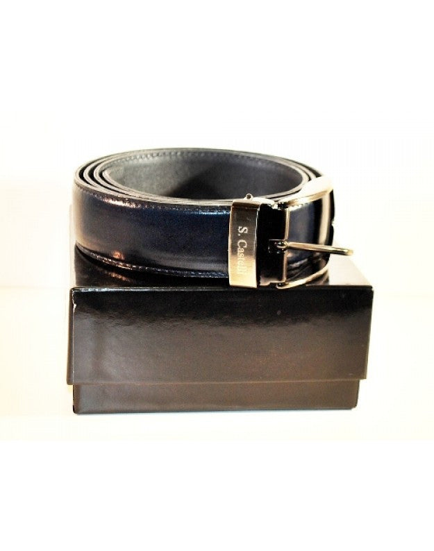 Snow Leather Belt