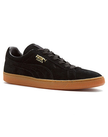 Suede Winter Gum