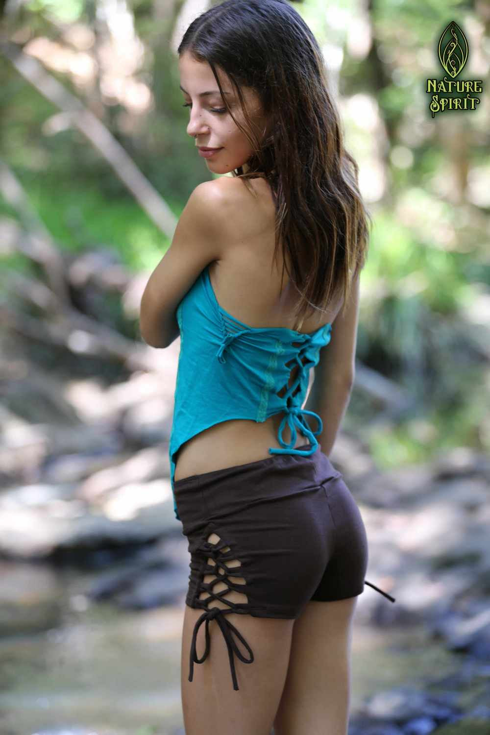 Forest Dweller Booty Shorts