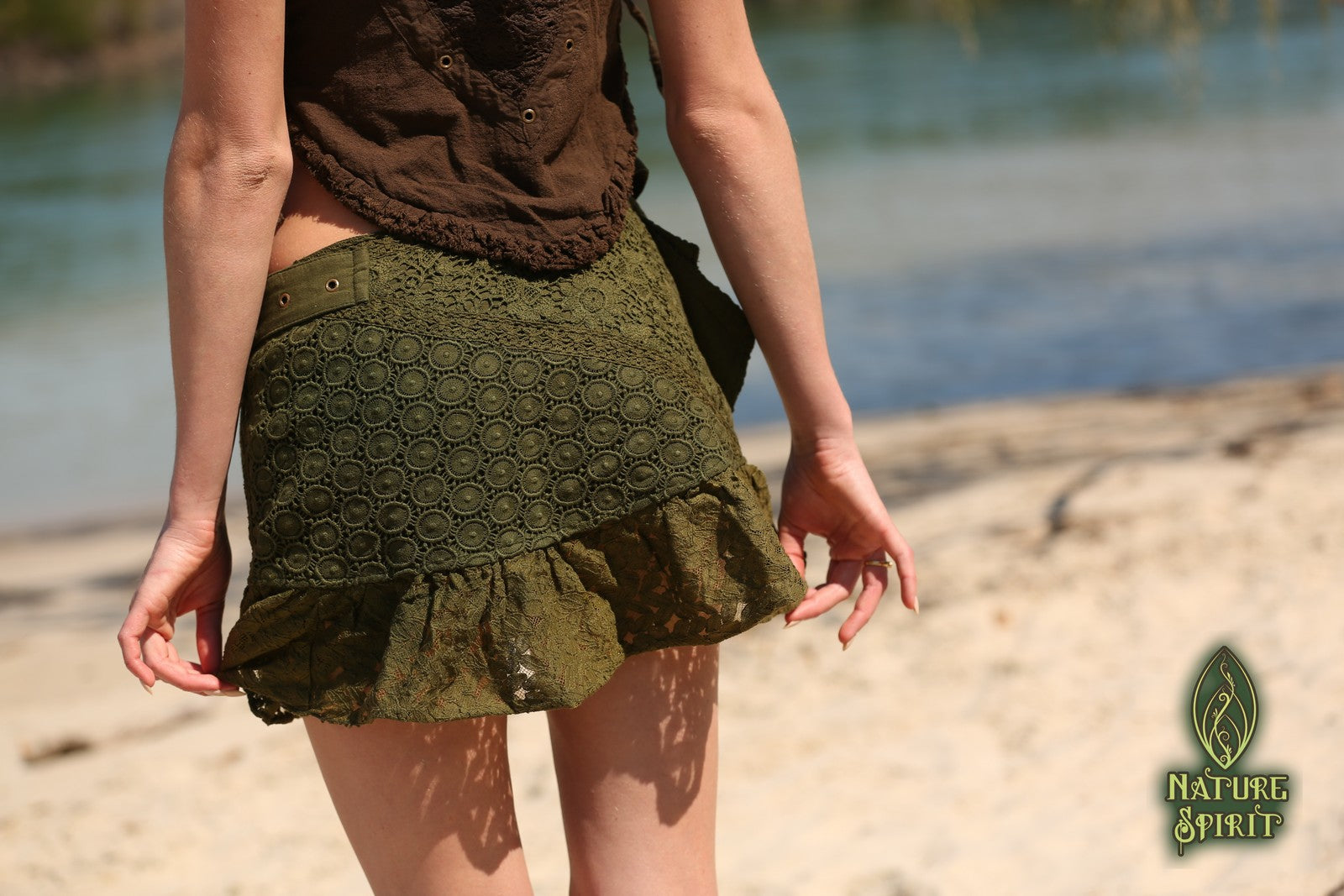 Pixie Belt Skirt