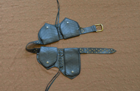 4 Leaf Pocket Belt with Smart Phone Pocket