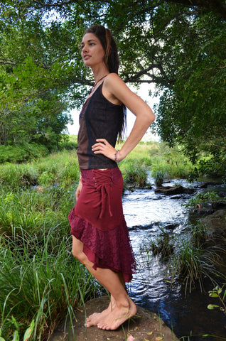 Forest Faerie Skirt