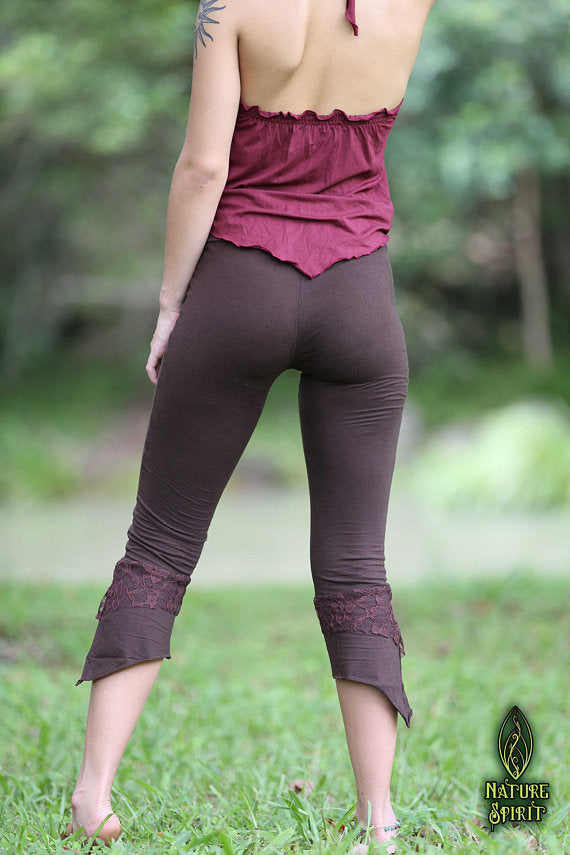 Pixie Capri Leggings