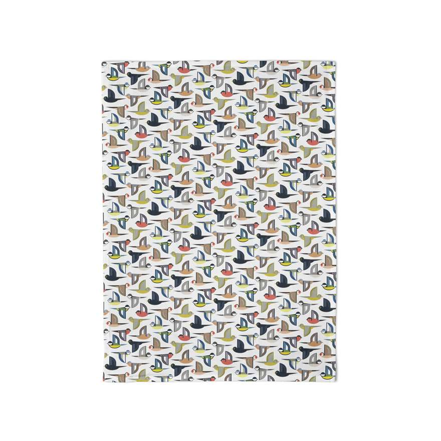 What the Flock? Tea Towel