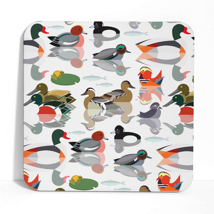 What the Duck? Placemat