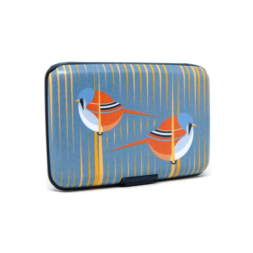 RFID Wallet: Bearded Reedling