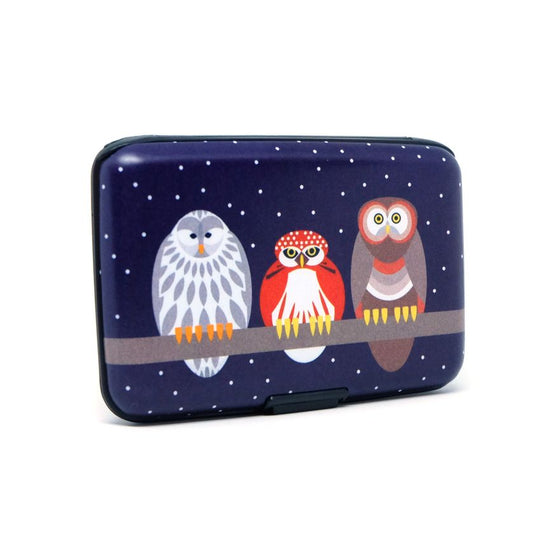 RFID Wallet: Night Owls