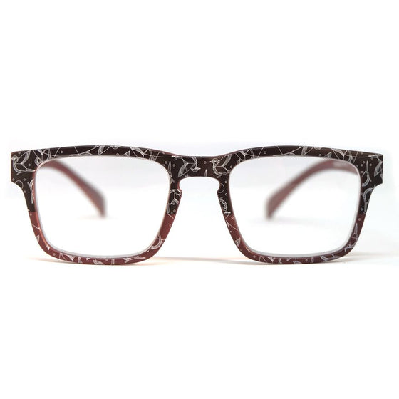 Reading Glasses: Redwing