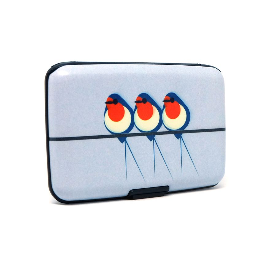 RFID Wallet: Swallows