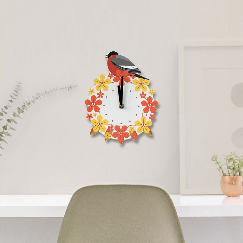 Bullfinch Clock