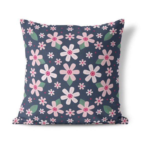 Birds & Blooms Chaffinch Cushion Cover