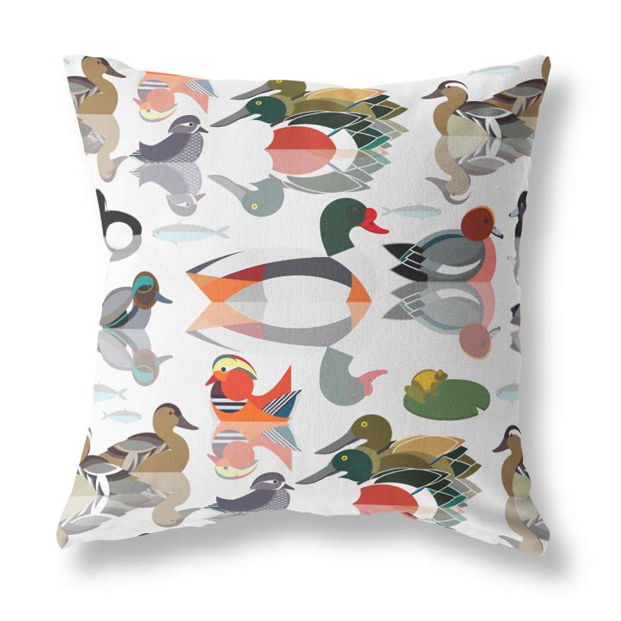 What the Duck? Cushion Cover