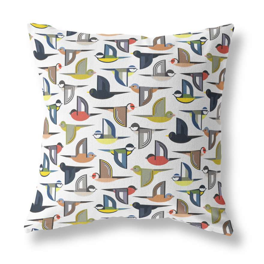 What the Flock? Cushion Cover
