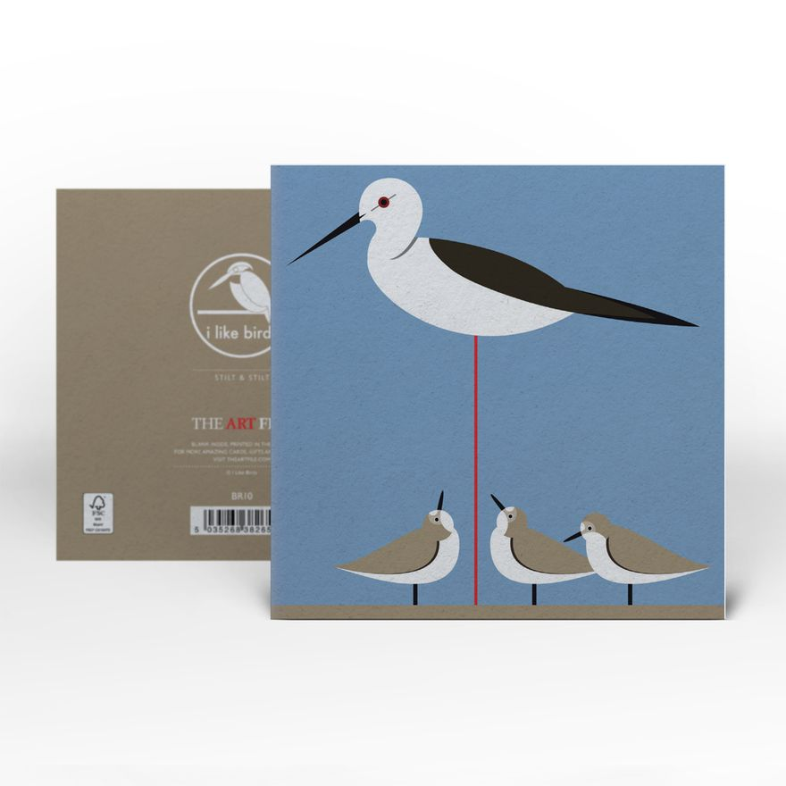 Greeting Card | Stilt & Stint