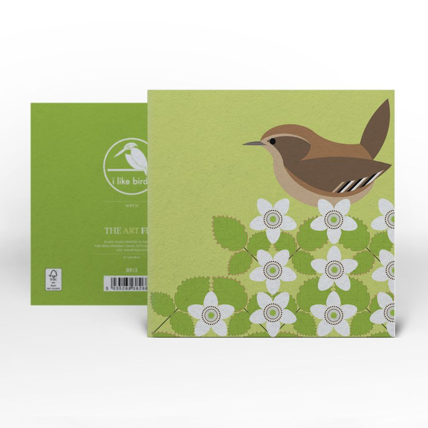 Greeting Card | Wren