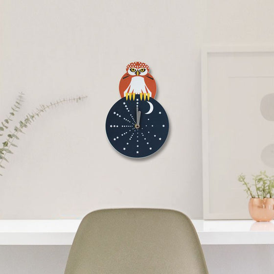 Night Owl Clock