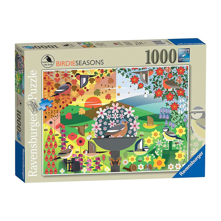 1000 Piece Jigsaw: Seasons