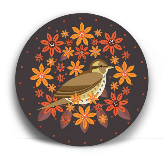 Birds & Blooms Placemats - 4 Pack