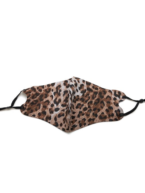 The Animal Print Mask